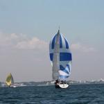 Velier Mojo Spinaker yacht racing offshore